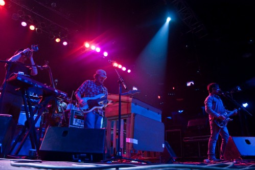 Modest Mouse - Photo by Colin Kerrigan