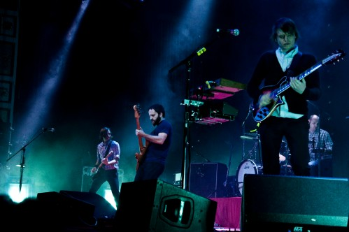 Death Cab For Cutie - Photo by Colin Kerrigan